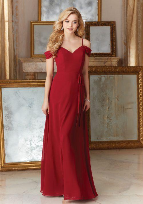 Mori lee 141 bridesmaid dress