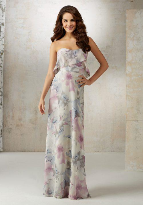 Mori lee 21515 bridesmaid dress