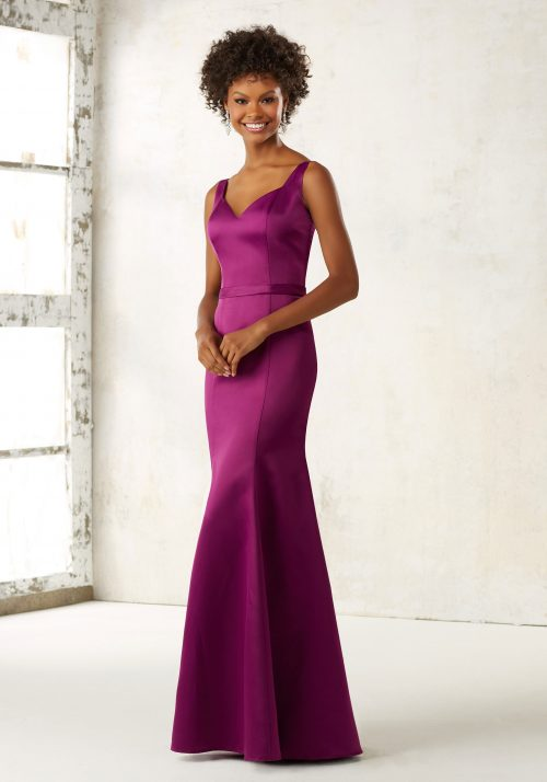 Mori lee 21519 bridesmaid dress