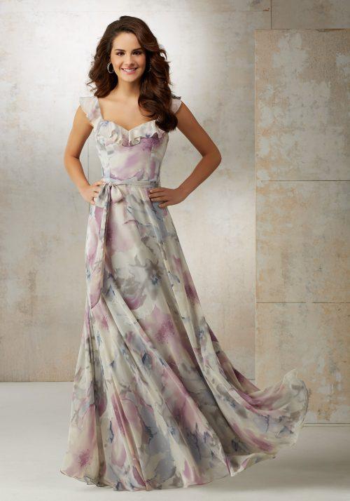 Mori lee 21520 bridesmaid dress
