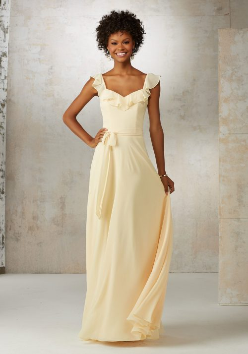 Mori lee 21520 bridesmaid dress