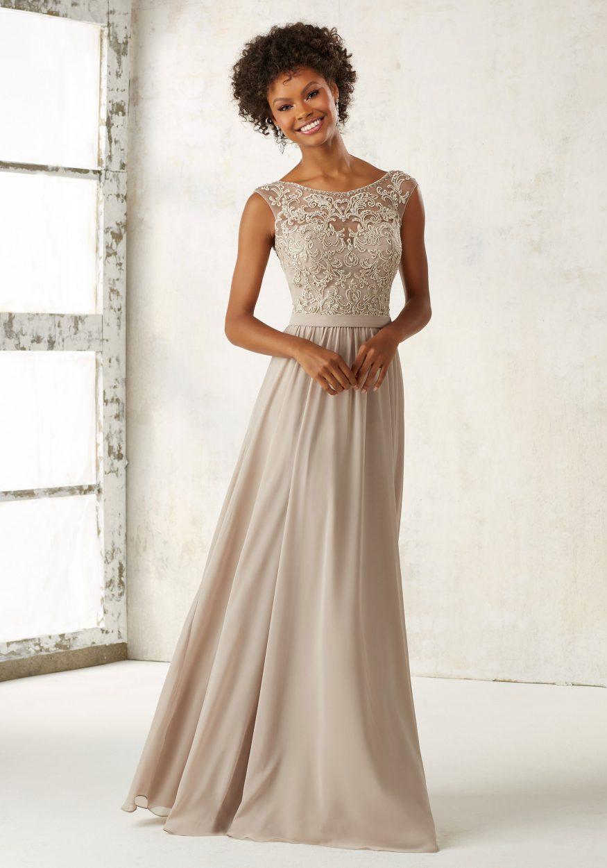 54ae746f775 Mori lee 21522 bridesmaid dress - Catrinas Bridal