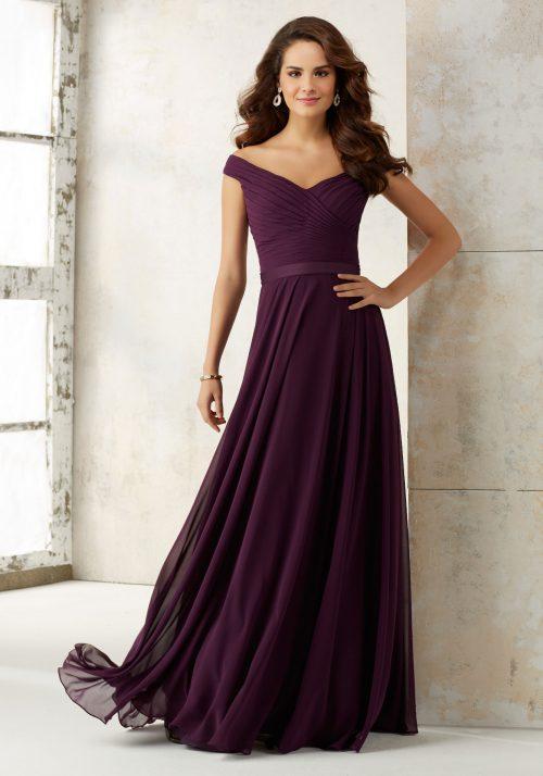 Mori lee 21523 bridesmaid dress