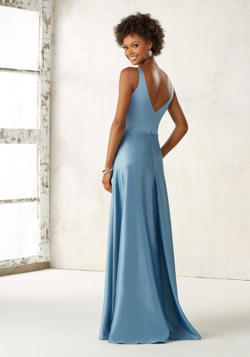Mori lee 21525 bridesmaid dress - Catrinas Bridal