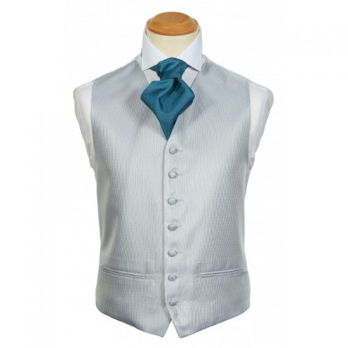 Buckingham Silver Waistcoat