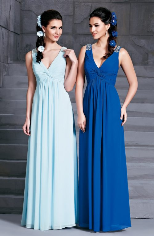 D'Zage DAB11401 Bridesmaid dress