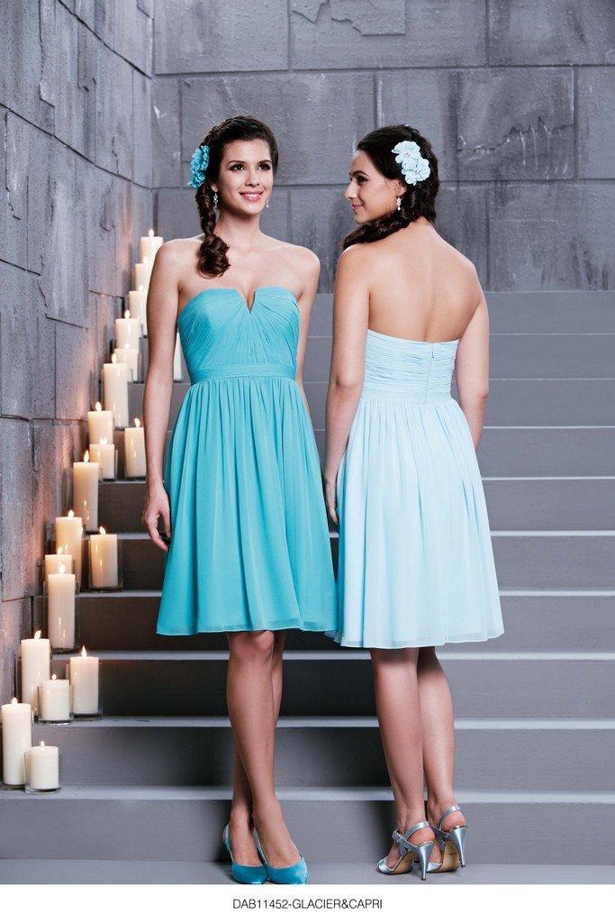 D'Zage DAB11452 Bridesmaid dress