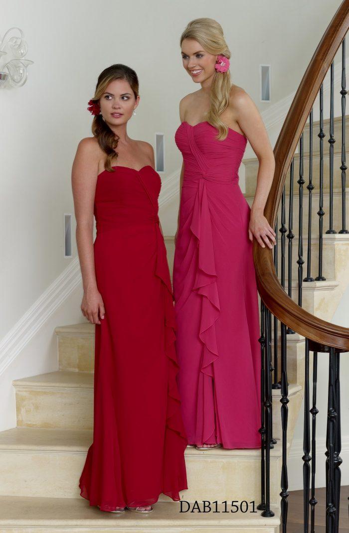 D'Zage DAB11501 Bridesmaid dress