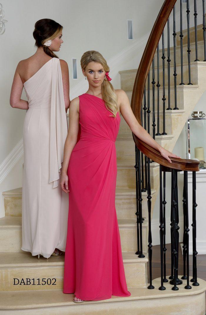 D'Zage DAB11502 Bridesmaid dress