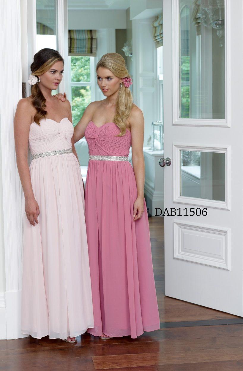 D\'Zage DAB11506 Bridesmaid dress - Catrinas Bridal