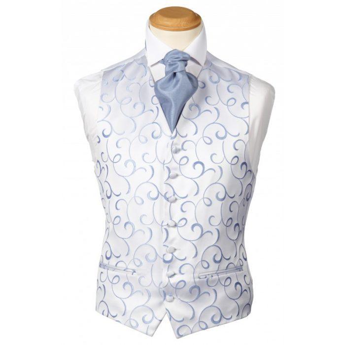 Kensington Blue Waistcoat