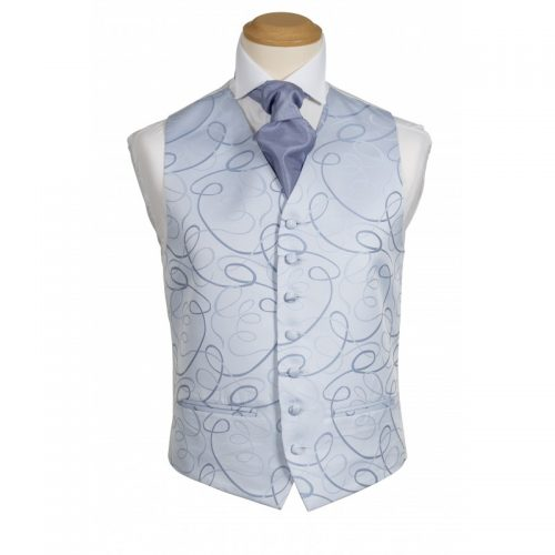 Mexico Blue Waistcoat