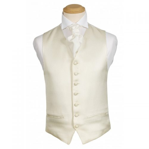 Mottram Ivory Waistcoat