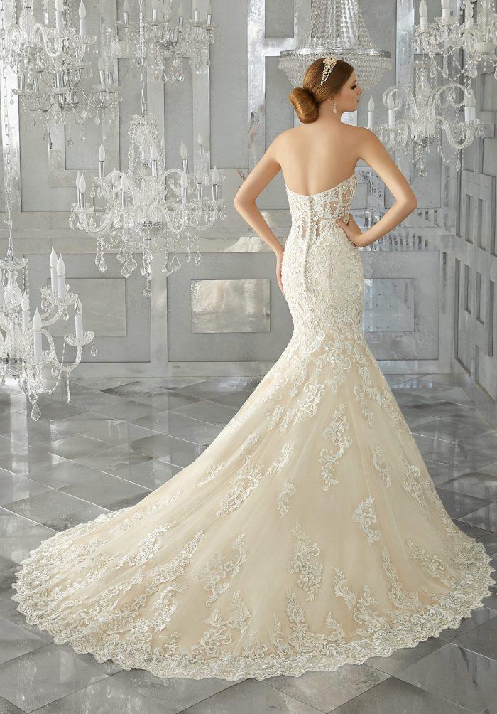 Mori lee 8193 Melrose wedding dress