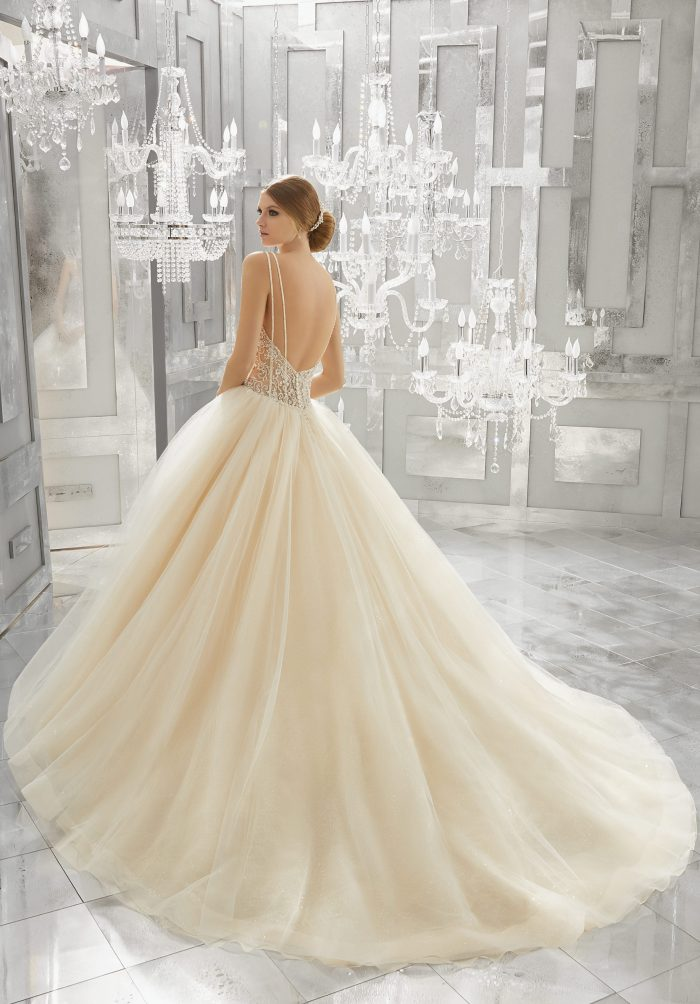 Mori lee 8194 Midori wedding dress
