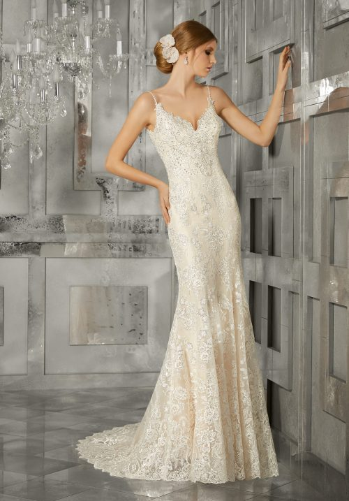 Mori lee 8191 Meralda wedding dress