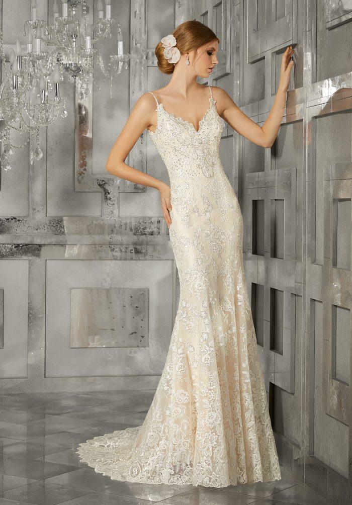 Mori lee 8191 Meralda wedding dress