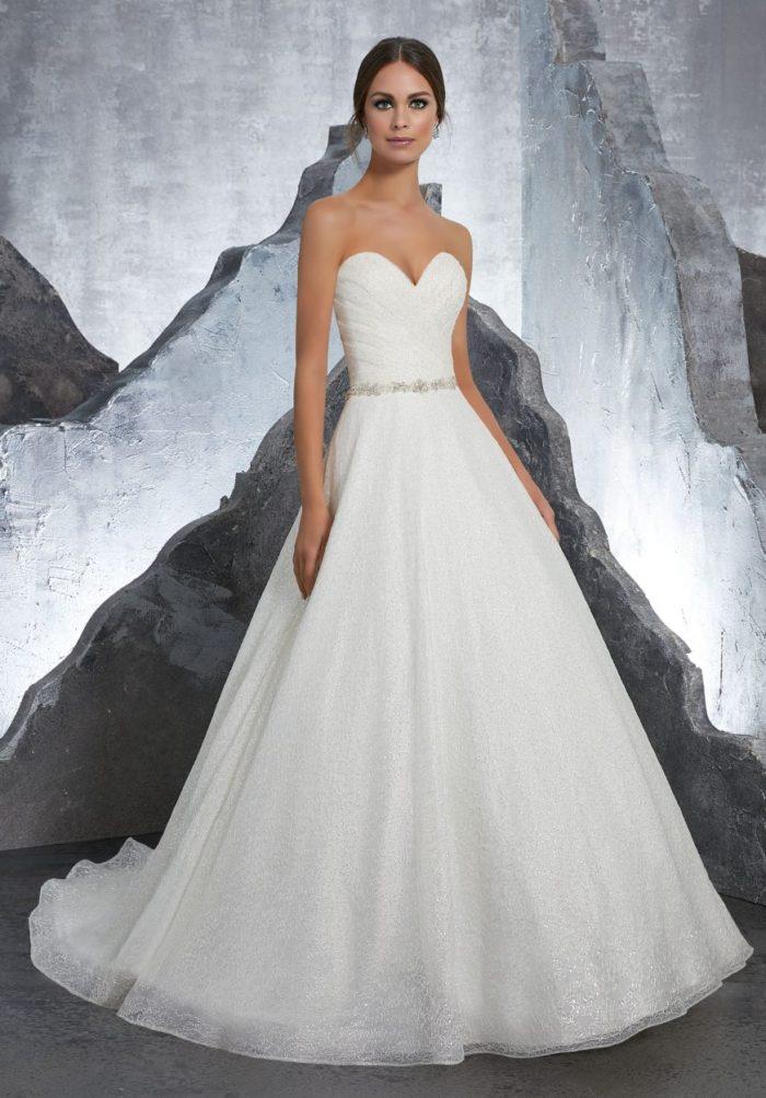Mori lee 5611 Kiki wedding dress