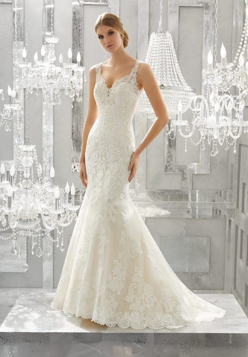 Mori lee 8183 Meya wedding dress
