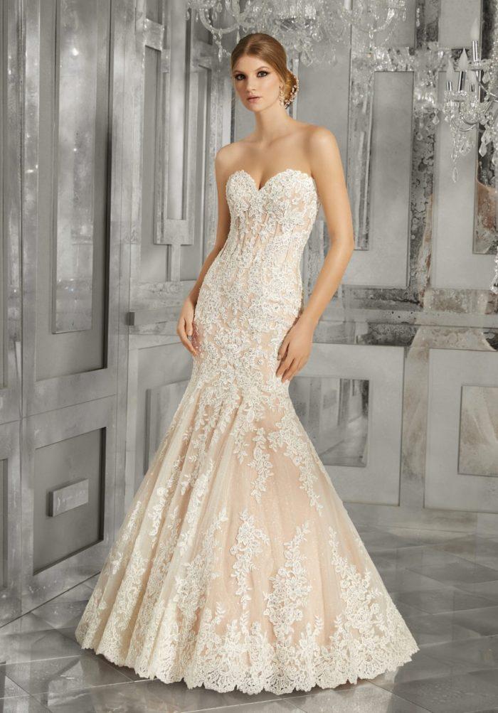 Mori lee 8185 Morella wedding dress
