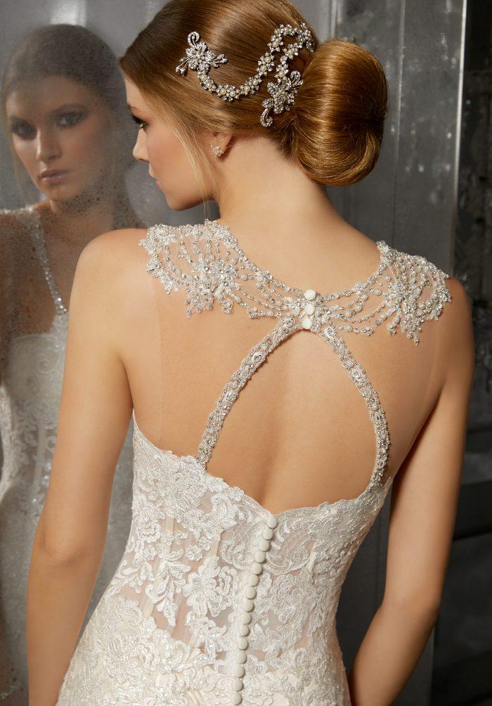 Mori lee 8188 Martella wedding dress