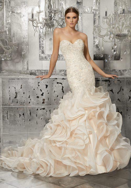Mori lee 8189 Mirjana wedding dress