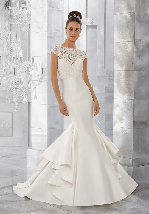 Mori lee 5563 Merci Wedding Dress