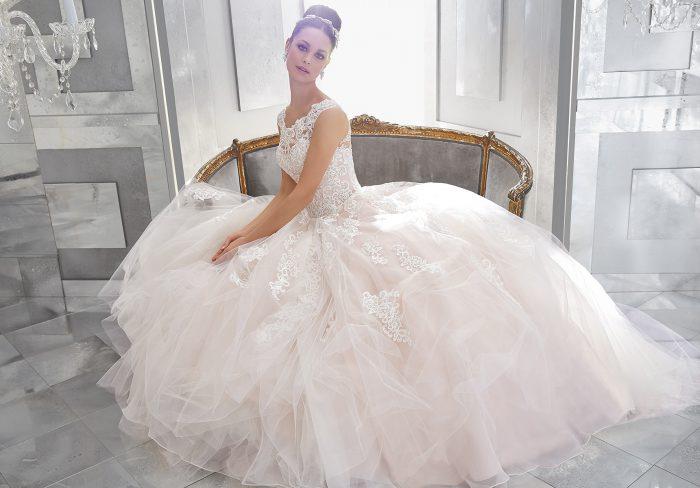 Mori lee 5573 Massima wedding dress