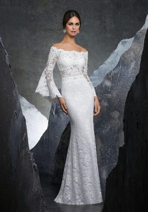 Mori lee 5605 Kiersten Wedding Dress