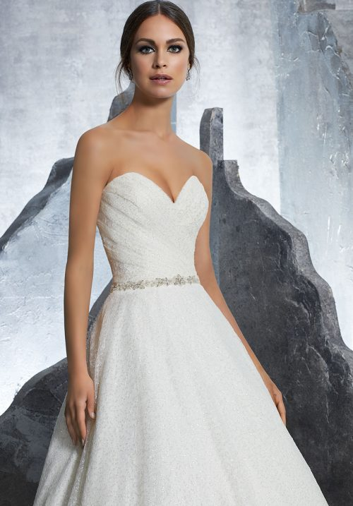 Mori lee 5611 Kiki Wedding Dress