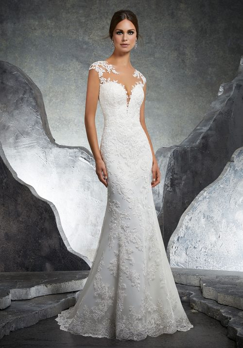 Mori lee 5612 Kaylin Wedding Dress