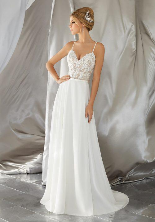 Mori lee 6861 Mina Wedding Dress