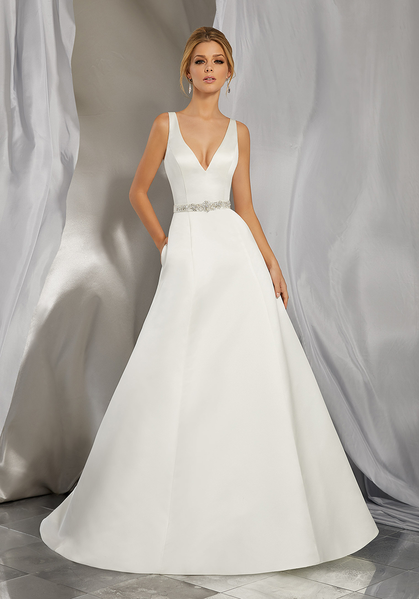 0a9b98e08f4 Mori lee 6862 Morena Wedding Dress - Catrinas Bridal
