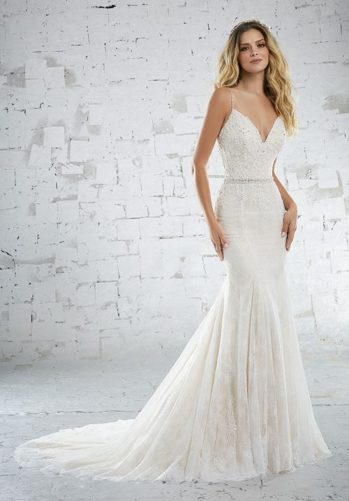 Mori lee 6882 Kassidy Wedding Dress