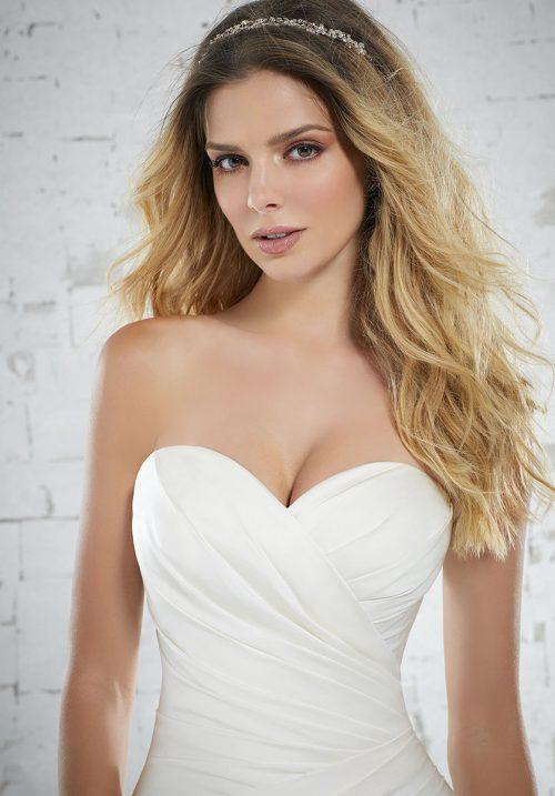 Mori lee 6886 Kenna Wedding Dress