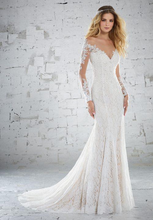 Mori lee 6888 Karolina Wedding Dress