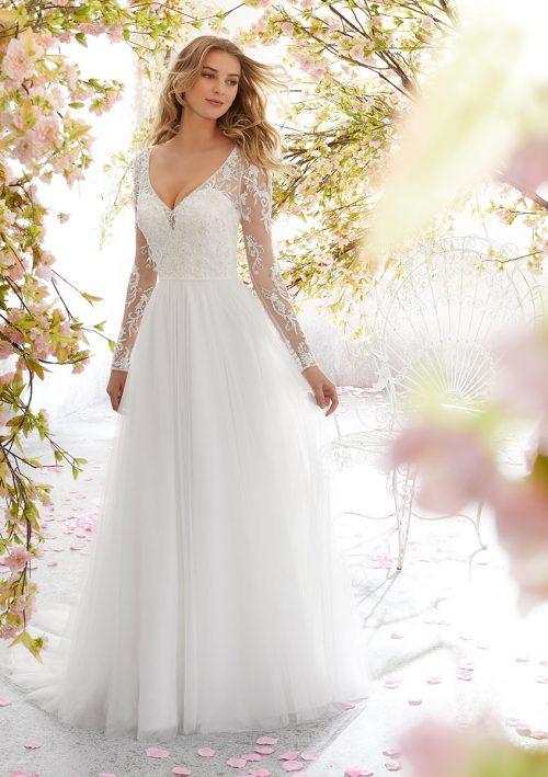 Mori lee 6892 Leanne Wedding Dress