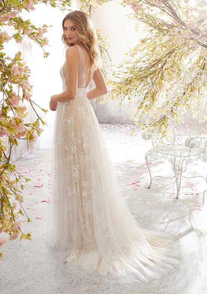 Mori lee 6896 Libby Wedding Dress