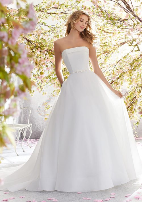 Mori lee 6897 Lucille Wedding Dress