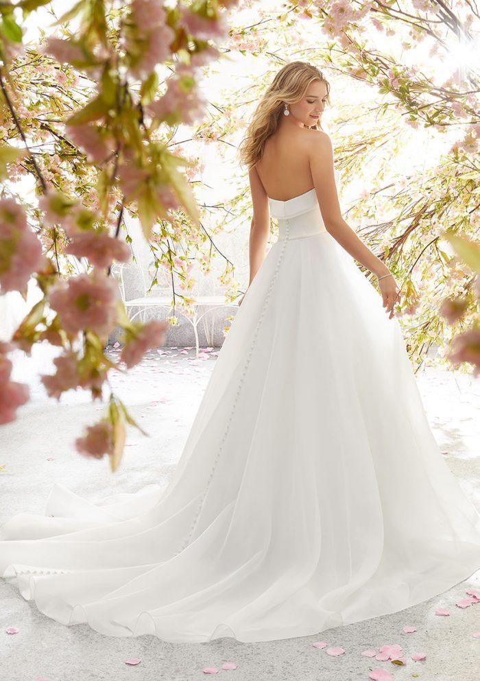 Mori lee 6897 Lucille Wedding Dress