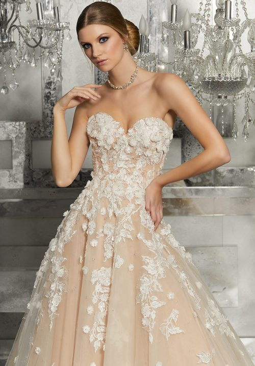 Mori lee 8171 Meadow wedding dress