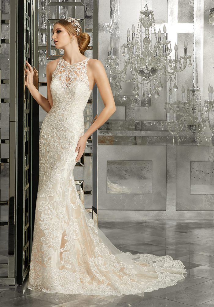Mori lee 8173 Mimi wedding dress