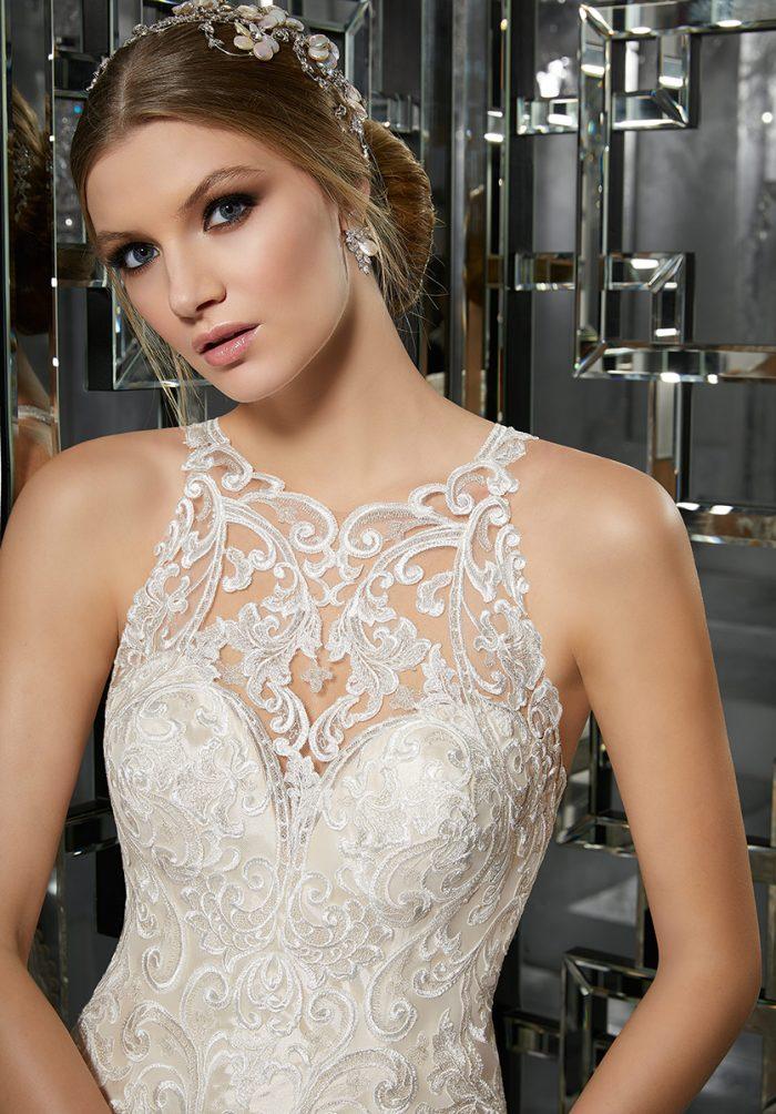 Mori lee 8173 Mimi wedding dress
