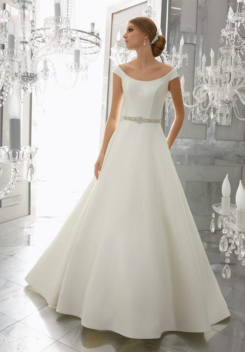 Mori lee 8179 Marquesa wedding dress