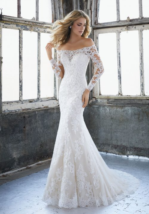 Mori lee 8207 Karlee wedding dress