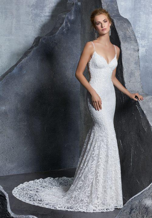 Mori lee 8209 Kiley wedding dress