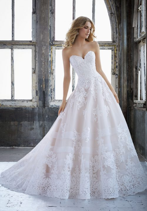 Mori lee 8211 Kimberley wedding dress
