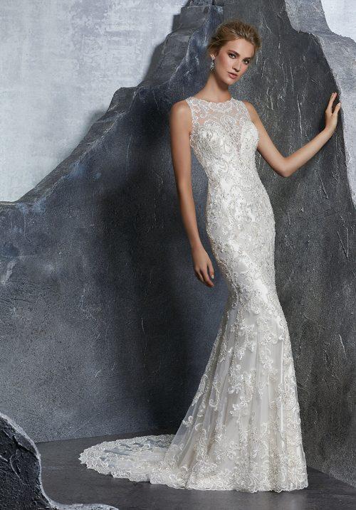 Mori lee 8217 Kadence wedding dress