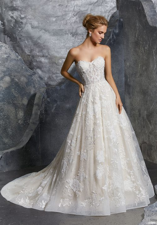 Mori lee 8220 Katerina wedding dress