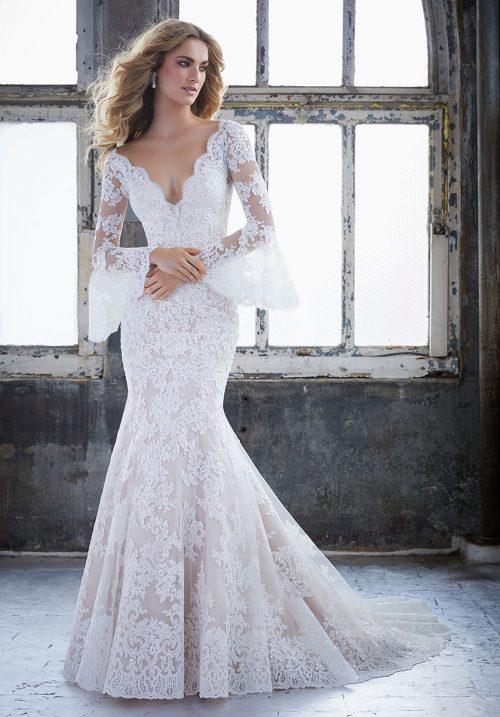 Mori lee 8221 Kendall wedding dress
